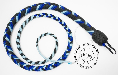 Nylon Signal Whip Glow in the Dark